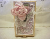 Inspire Pink Shadow Encouragement Box