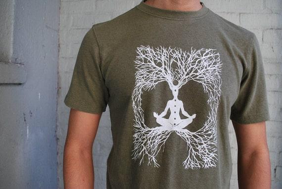 Hemp & Organic Cotton tshirt, Mens / Unisex Extra Large / XL