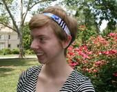 Blue Blue Purple Headband