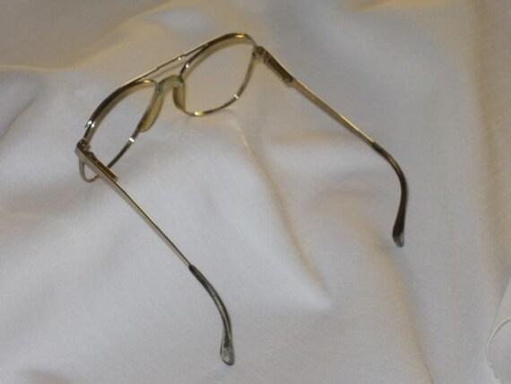 Eyeglass Frames AO Aviator Silver