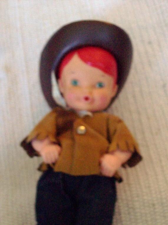 Vintage advertiising doll sippin sam kenner 1972 general for Home decor kenner