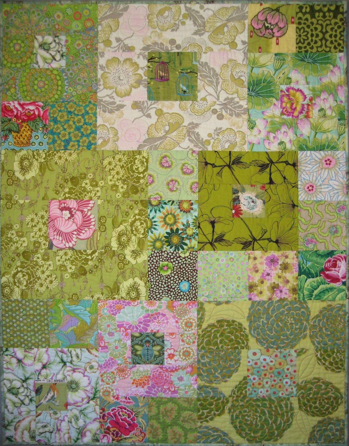 Items similar to Simple Gifts quilt pattern 46