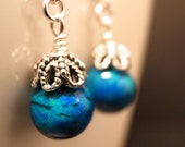 Ocean Earrings. Free shipping if buying with another items.