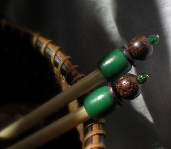 Bamboo Knitting Needles - US Size 13