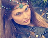 Lola Turquoise Headpiece NOW ON SALE