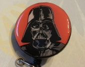 Vader in Red Badge Clippy