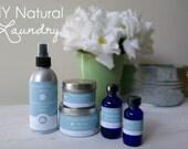 DIY Laundry Soap Kit / Linen Spray /Laundry Detergent