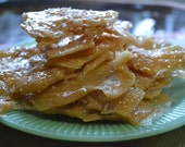 Sweet Coconut Brittle 1/2 Pound