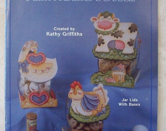 Workbook by Kathy Griffith titled Paint a Baker's Dozen