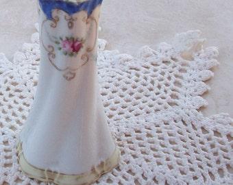 Nippon Bud Vase Hand Painted