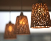 Hanging pendant light from the Branches of light collection (small)