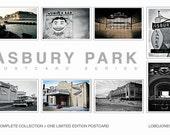 Asbury Park Postcard Series: 9 Postcard Set