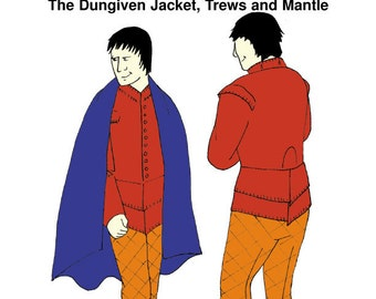 RH305 - Dungiven Outfit Pattern