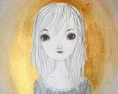 Original illustration // Septembre /// September