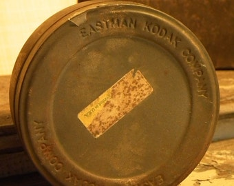 Antique Eastman Kodak tin
