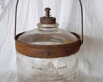 Antique Perfection Kerosene Jug