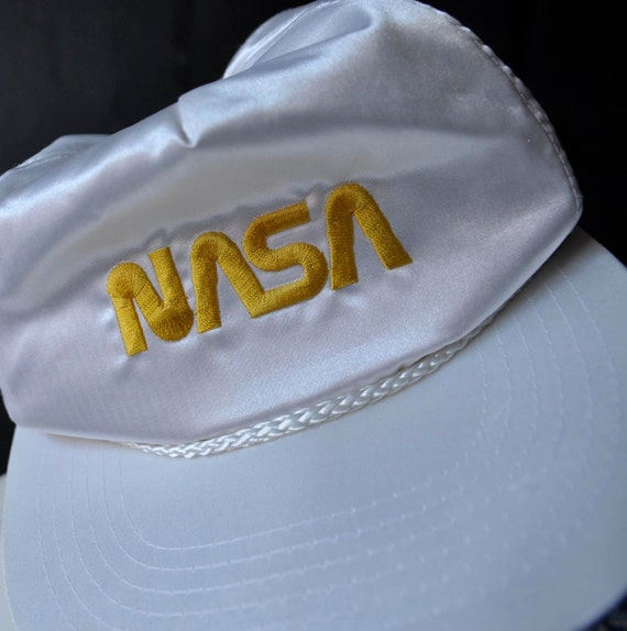 vintage nasa hat - photo #6