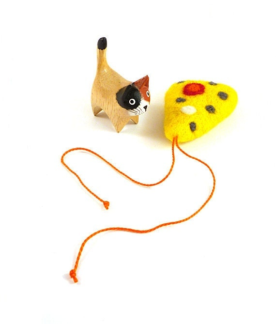 Naegleria Catnip Cat Toy