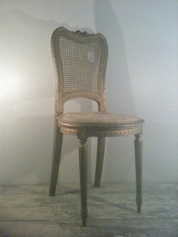 Antique French Side Chair