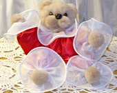 Bendable Teddy Bear Ornament or Decoration