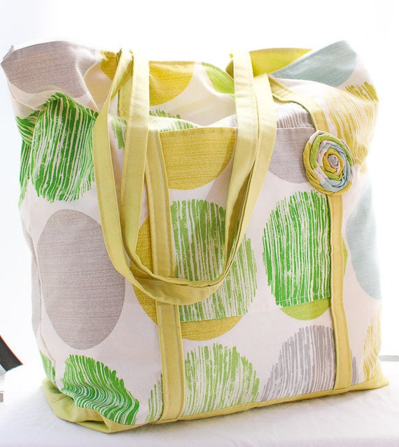 Extra Large Beach Bag, Oversized, Summer Tote, Lime, Emerald, Grey, Powder Blue, Avacado