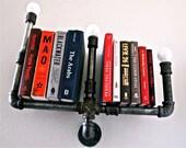 Sconce Bookshelves Pair