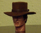 Man with No Name Hat 1/6th Scale by Old Days of Yore