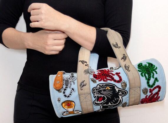Wild Animals Handbag by Spirale Rouge Shop