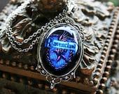 Ravenclaw House Crest Necklace