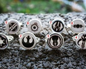 YOUR CHOICE Adjustable Star Wars Ring