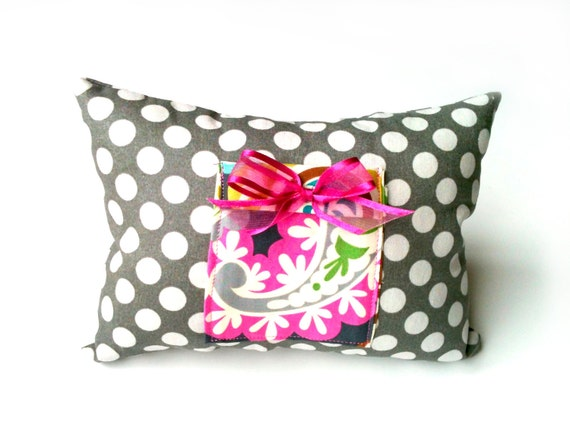Mod Girl - Tooth Fairy Pillow for girls