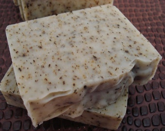 Peppermint Soap All Natural