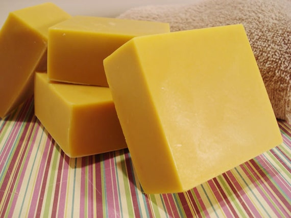 Baby Bee Buttermilk & Honey Soap Made with real Buttermilk