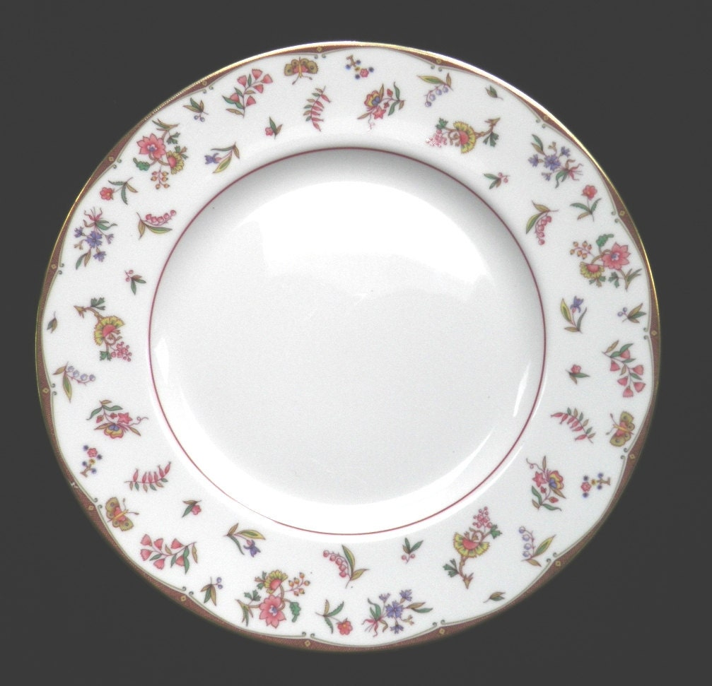 Wedgewood china plate wedgwood rouen china replacements Wedgewood designs