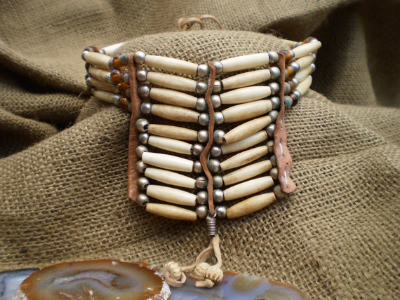 Princess Squaw Necklace...american indian inspired