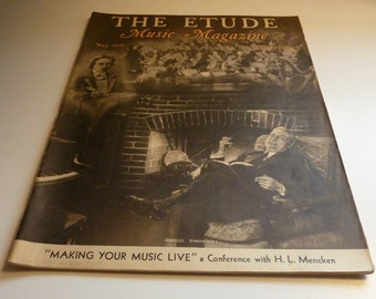 The Etude Music Magazine May 1936