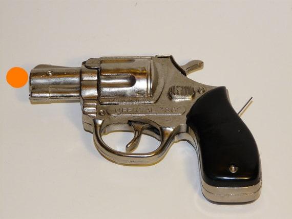 Tightrope Cap Gun Vintage Toy