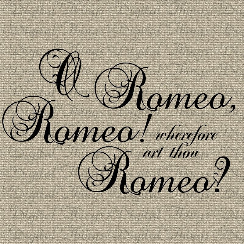 Good romeo and juliet essay quotes