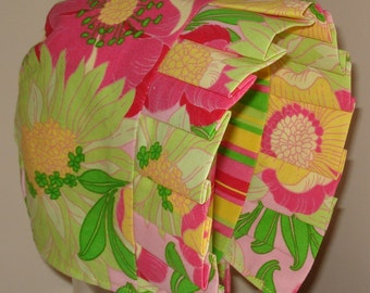 Blooming Baby Bonnet - Vibrant and Reversible