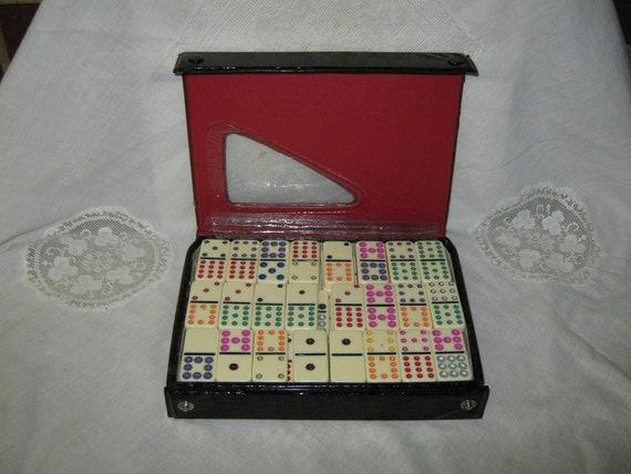 Dominoes game set