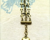 Bird & Crosses Bracelet