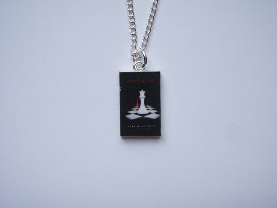 Twilight Saga Miniature Book Pendant Necklace - Breaking Dawn