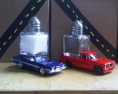 Zoom...Pass the Salt -  Super Salt and Pepper Shakers on Wheels