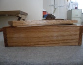 Oak and Black Walnut Keepsake Box