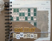 Holiday Journal - ON SALE