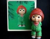 MUFFIN 1984 Hallmark Ornament Child
