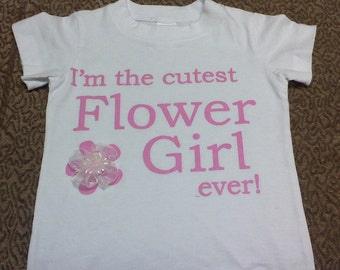 Listing for 1 Qty.flowergirl shirt.