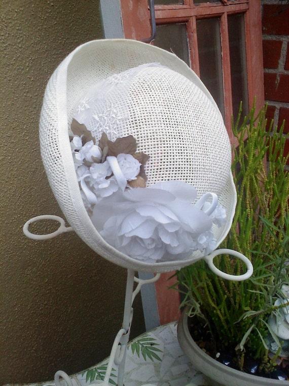 Victorian  little girl hat
