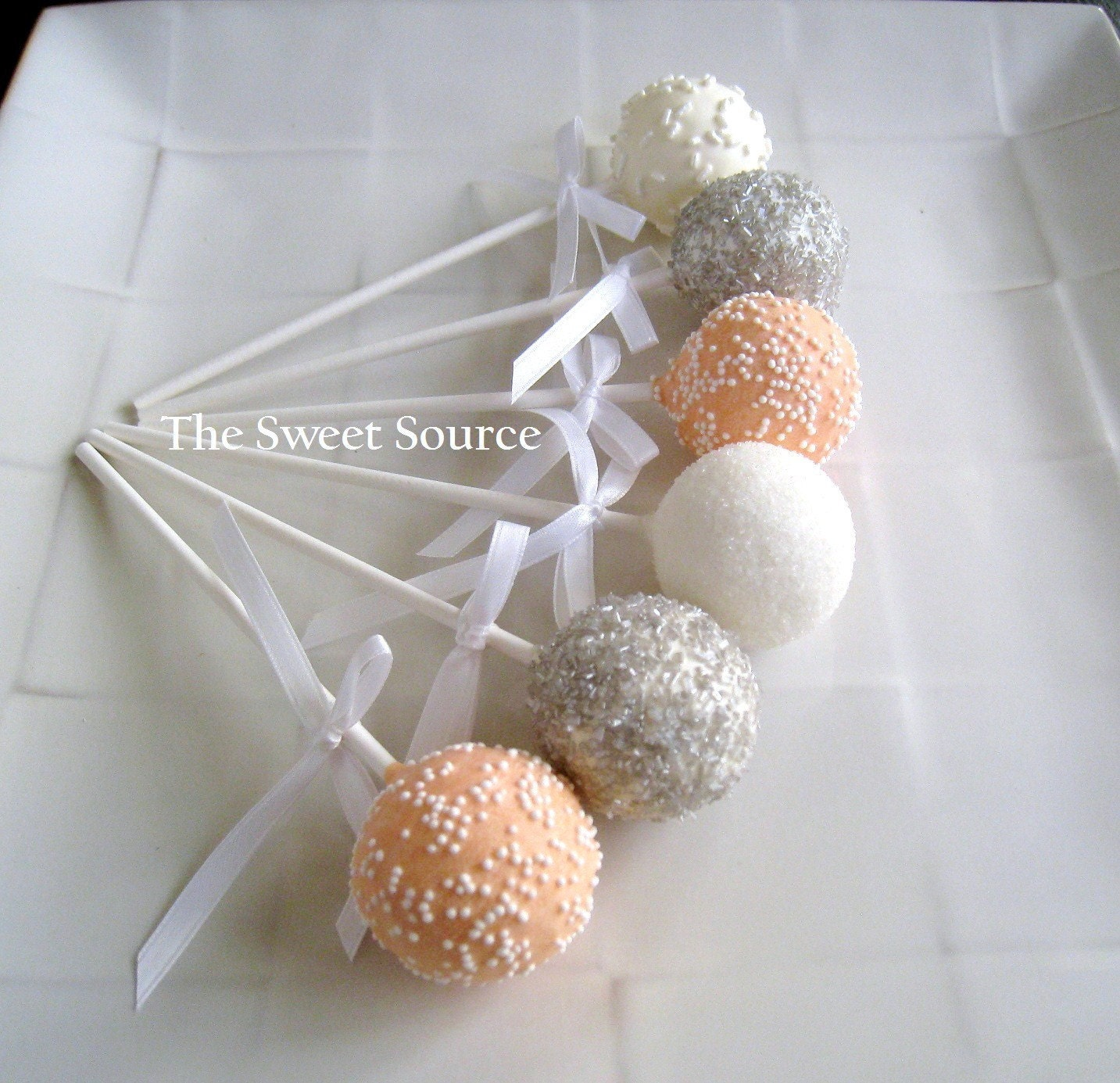 cake pops  wedding cake pops made to order by