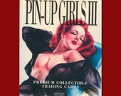 Premium Collectible Trading Cards - Vargas - Pin-Up Girls III